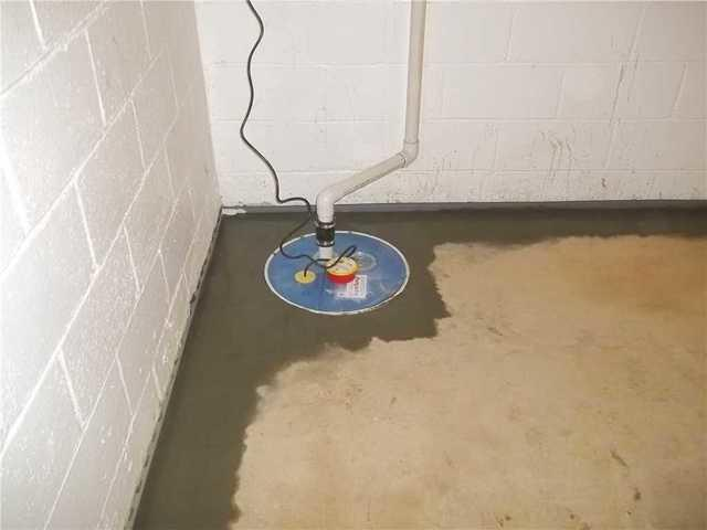 Sump Pump Installation in Belmont, OH