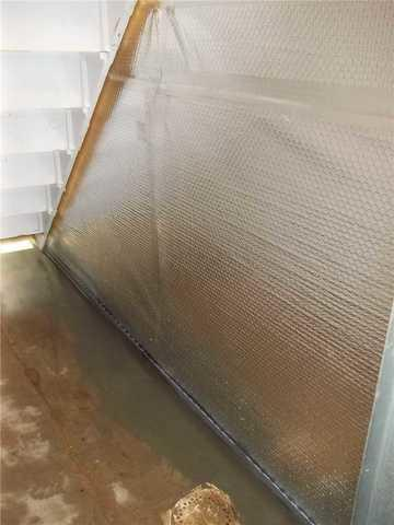 Basement Vapor Wall Protection in Rochester PA