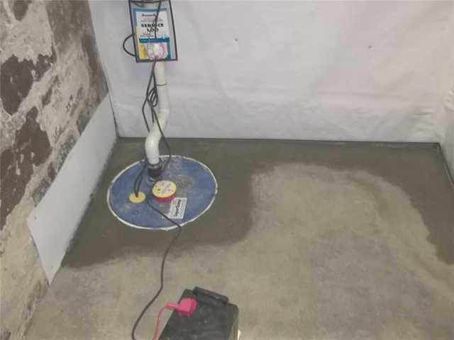 Basement Waterproofing in Wheeling