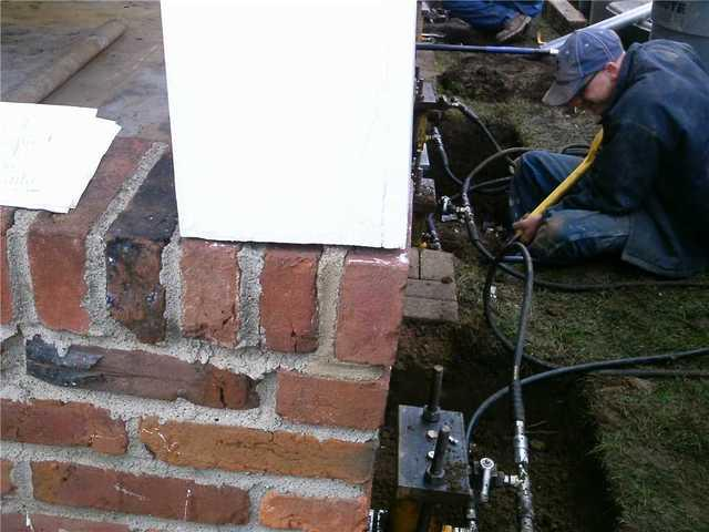 Foundation Repair Contractor in Pittsburgh