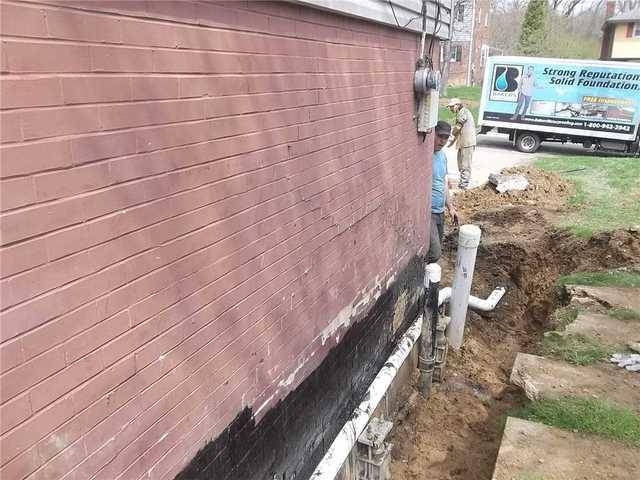 Foundation Repair in Allison Park PA