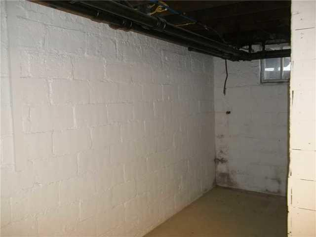 Basement Wall Insulation in Uniontown PA