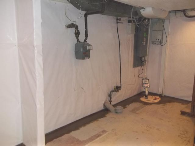 Basement Water Protection in Pittsburgh PA