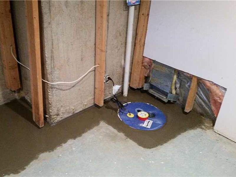 Waterproofing Systems in Calgary, AB - After Photo