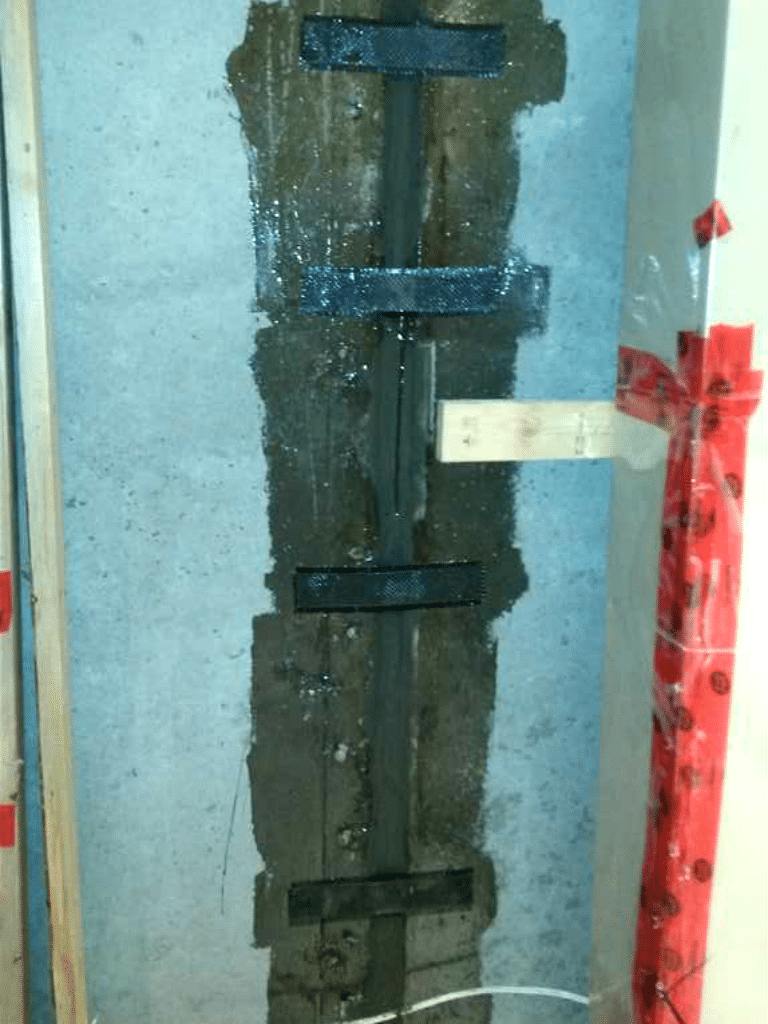 Repairing A Leaking Foundation Crack in SW Calgary, AB - After Photo