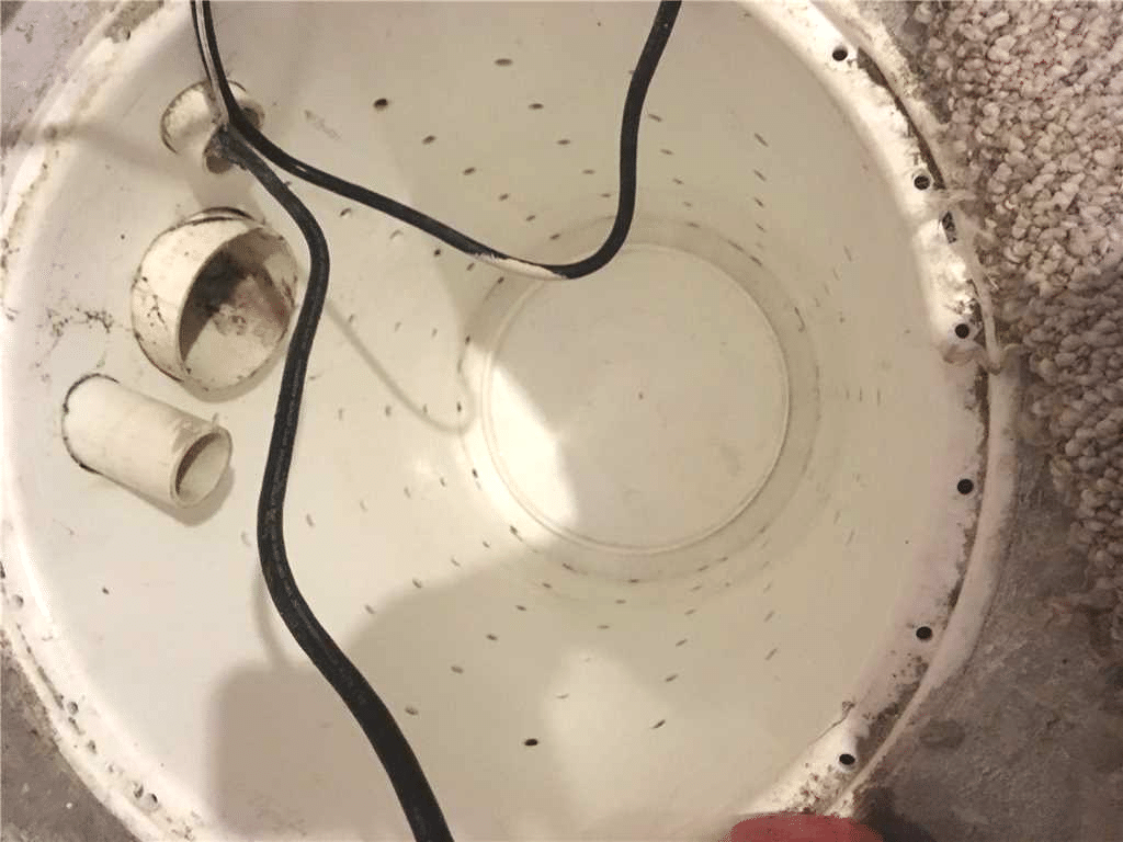 Sump Pump Serviced in Drumheller, AB - After Photo