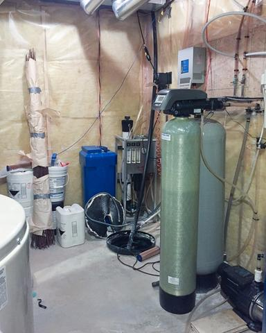 Sump Pump Upgrade in Rocky View County, AB