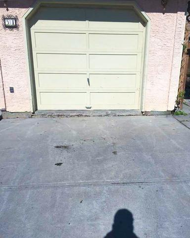 Lifting and Leveling a Driveway in Okotoks, AB