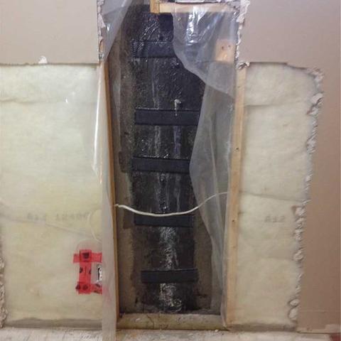 Wall Crack Repair in Brooks, AB