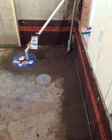Upgrading a Sump Pump in NW Calgary, AB