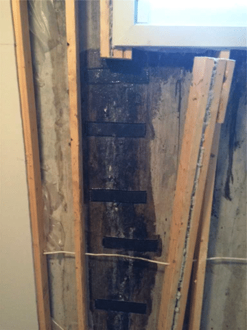 CarbonArmor® Stitching Crack Repair in Chestermere, AB - After Photo