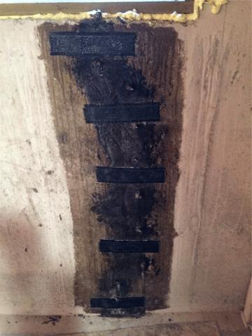 Crack in Foundation Needed Repair in SW Calgary, AB