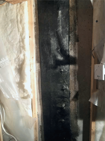 Taking a Proactive Approach to a Foundation Crack in Okotoks, AB