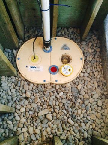 Original Sump Pump Getting an Upgrade in Lethbridge, AB