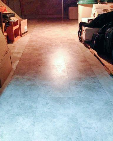Waterproof Flooring Installation in NE Calgary, AB
