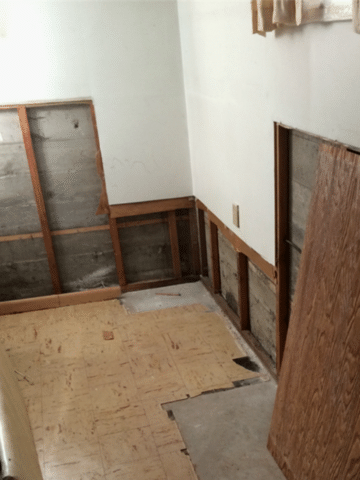 Homeowner in Need of a Waterproofing System After Basement Flood in SW Calgary, AB