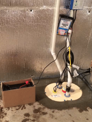 New Waterproofing System Solves Water Seepage Issues in Drumheller, AB