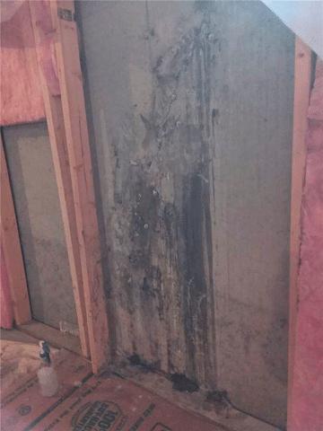 Foundation Crack Repaired in Black Diamond, AB