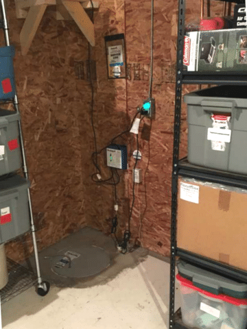 Home Has Radon Mitigation System Installed in High River, AB
