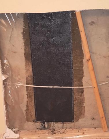 Vertical Foundation Crack Repaired in Lethbridge, AB