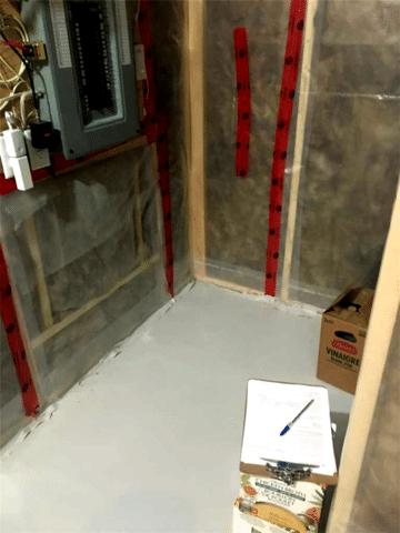 Radon Mitigation System in NW Calgary, AB