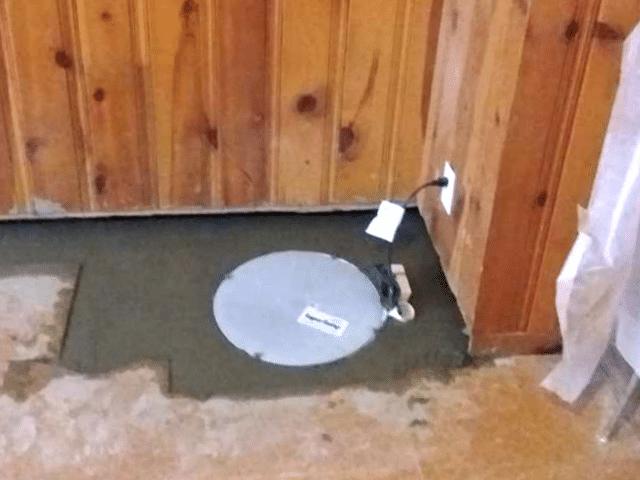 Leaky Basement Repair in Lethbridge, AB