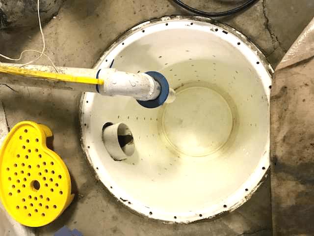 Sump Pump Maintenance in Linden, AB