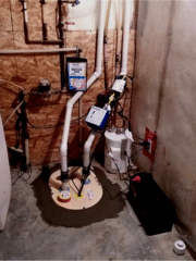 New TripleSafe System Replaces Old and Noisy System at Home in Coaldale, AB