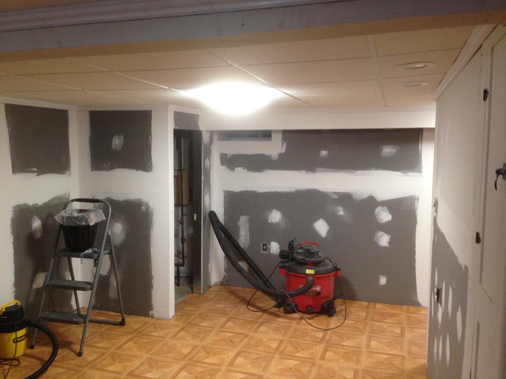 Cost Effective Solution to Finishing Off Your Basement - After Photo