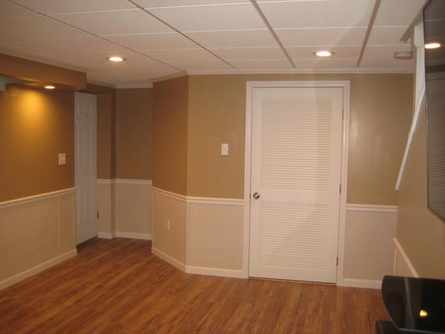 Basement Finished in Seabrook, NH - After Photo
