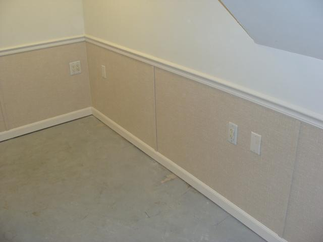 Basement Wall Restoration
