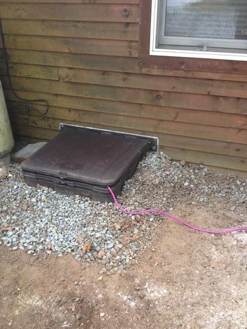Turtle Hatch System Eldred, NY - After Photo