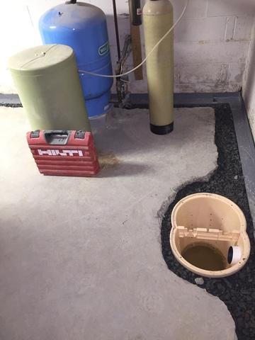 Triple Safe Sump Pump in Washingtonville