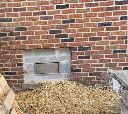 Insulated Smart Flood Vents in Middle River, MD - After Photo