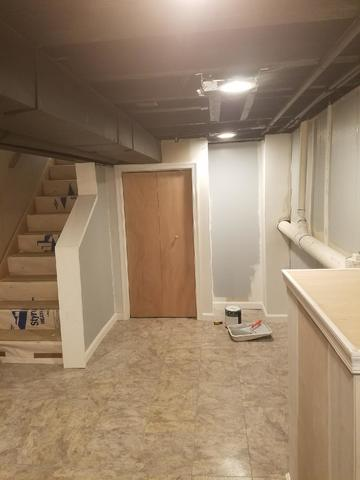 Basement Finished in Philadelphia