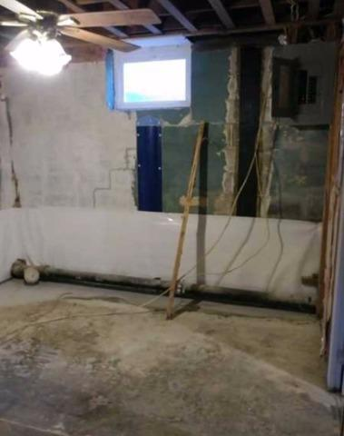 Waterproofing, Foundation Repair, and Finishing in Parkville MD