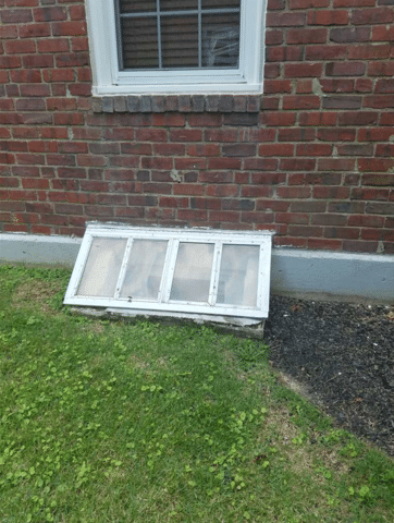 Egress Window Well