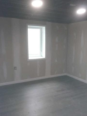 Hockessin home needs waterproofing, foundation repair, egress, and finishing