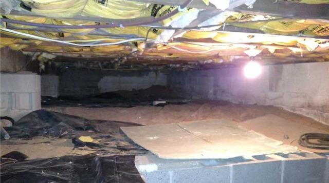 Pasadena MD Crawlspace Encapsulation