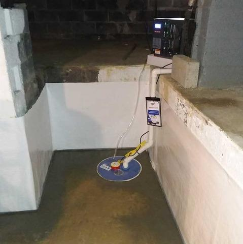 Basement Waterproofing in Clifton Heights PA