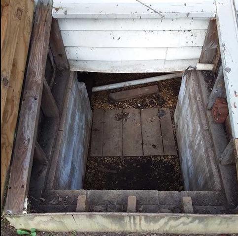 Damp Crawlspace in Churchville MD