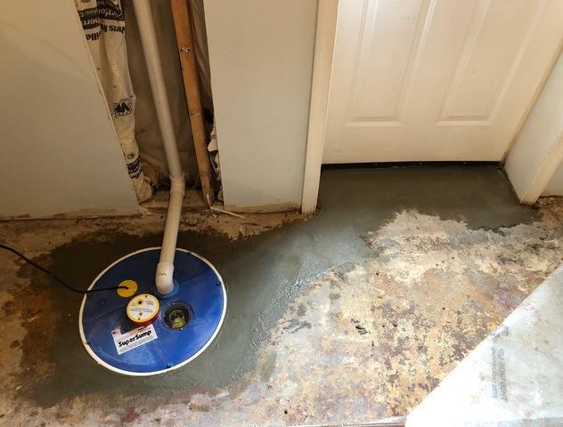 Waterproofing in BelAir MD