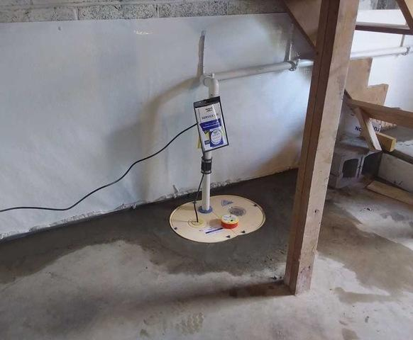 Conestoga PA Basement Waterproofing