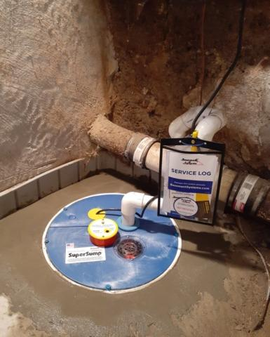 Sump Pump Installation in Philly