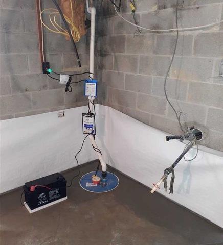 Basement Waterproofing in Worton MD