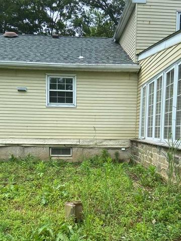 Radon Mitigation in Glen Mills PA - Before Photo