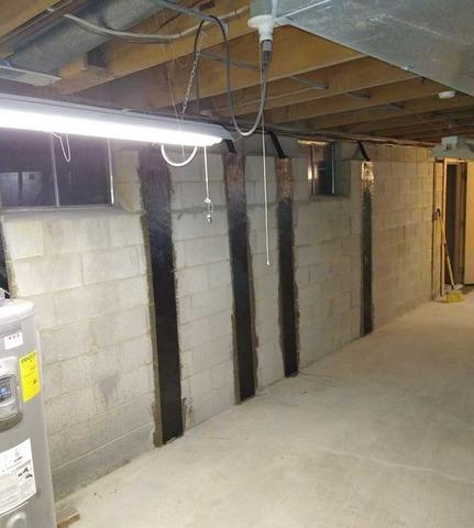 Structural Repair and Waterproofing in Annapolis MD