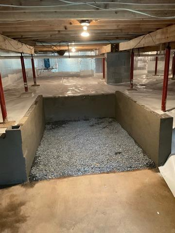 Crawlspace Clean-up in Woodbine, MD
