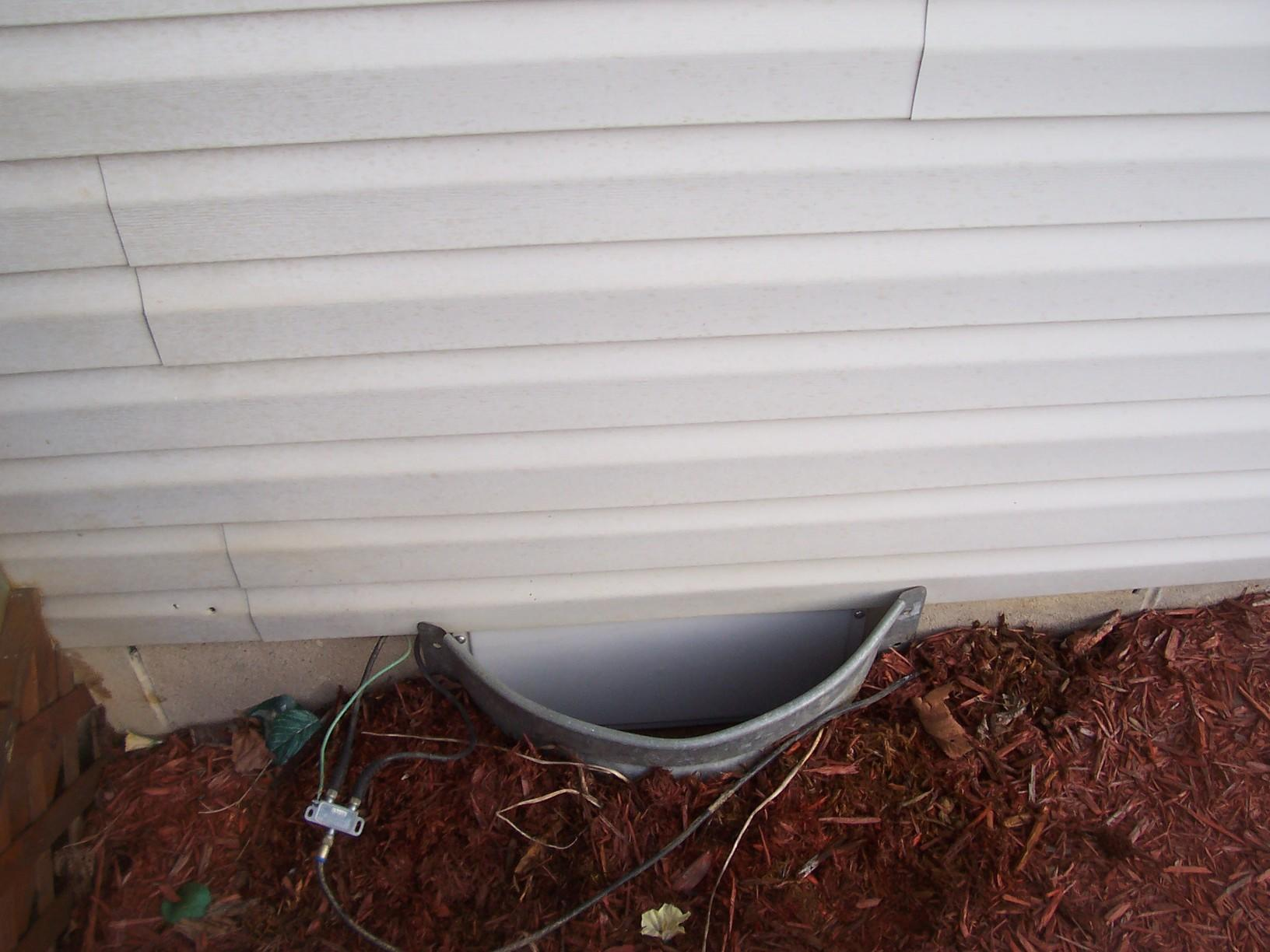 EverLast Door Seals Crawl Space in Lost Creek, WV. - After Photo