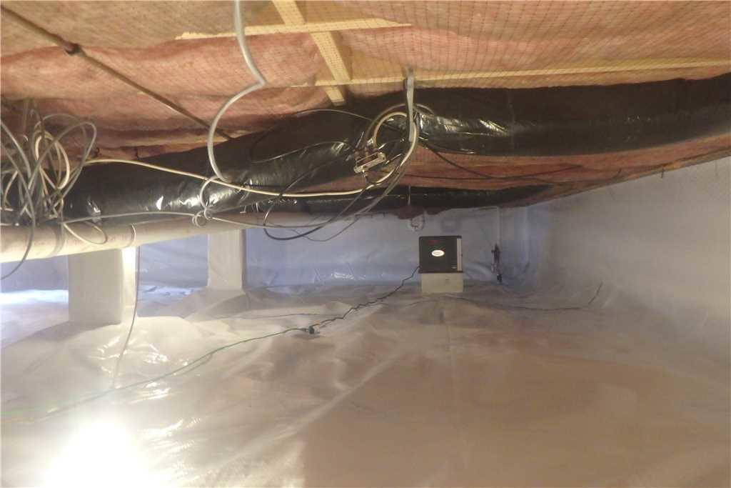Crawlspace Makeover in Martinsburg, WV - After Photo